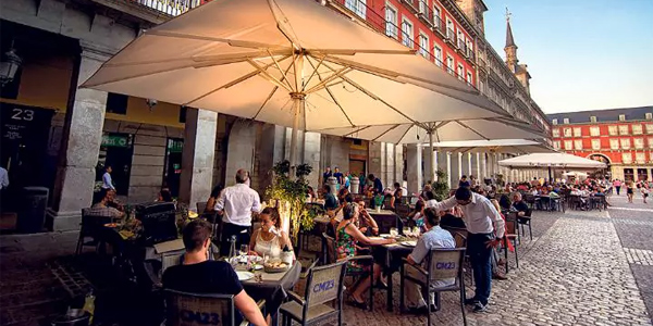 Stephen Bayley 'How Madrid became the most exciting place to eat in Europe' featured image